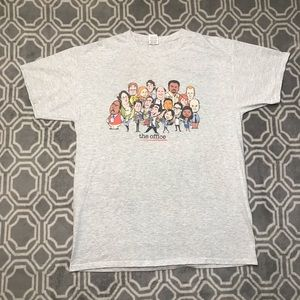 The Office Graphic T Shirt Size Large